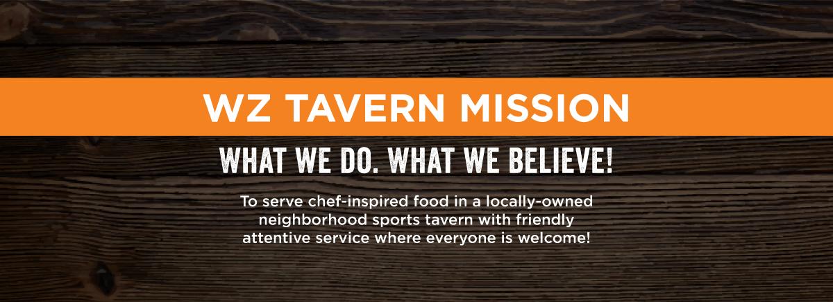 WZ Tavern Mission